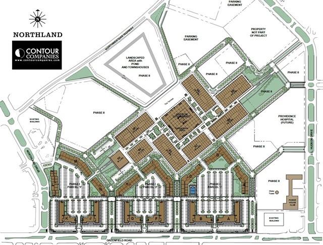 Contour Northland Redevelopment Overview