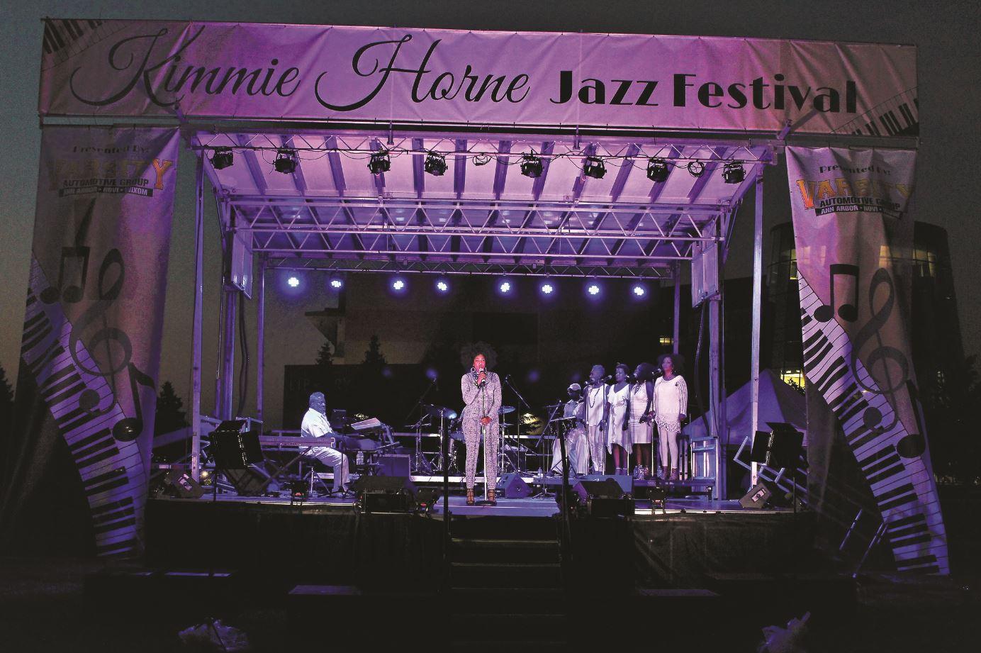 Kimmie Horne Jazz Festival