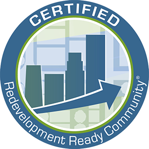 Redevelopment Ready Community Logo