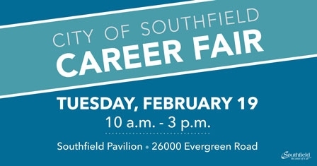 Career Fair Graphic Poster