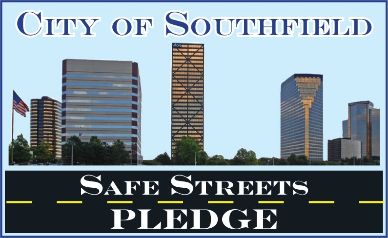 Safe Street Pledge Logo