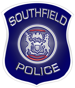Southfield Police Patch