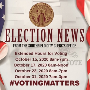 Extended Voting Hours
