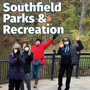Parks & Recreation Winter Session 2 Activities Guide