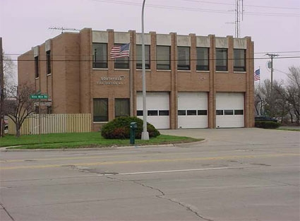 View of Fire Station #1