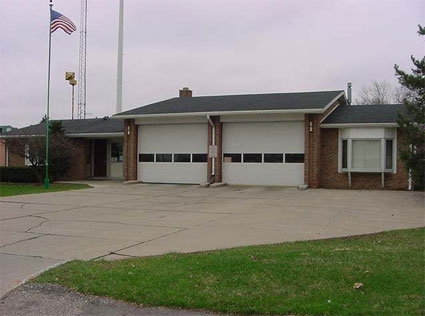 View of Fire Station #3