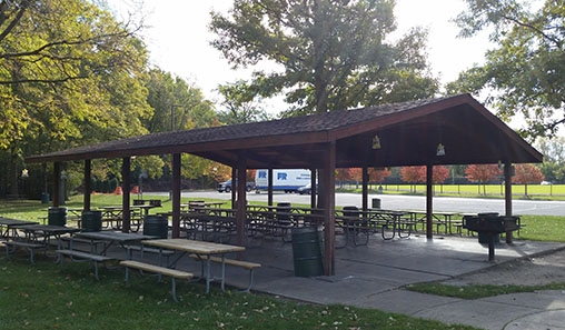 Civic Center Park Shelter #1